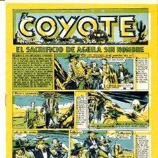 Tebeos: COMIC ORIGINAL EL COYOTE Nº 36 EDITORIAL CLIPER. Lote 99145499