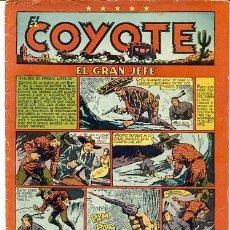 Tebeos: COMIC ORIGINAL EL COYOTE Nº 37 EDITORIAL CLIPER. Lote 99145531