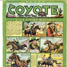 Tebeos: COMIC ORIGINAL EL COYOTE Nº 39 EDITORIAL CLIPER. Lote 99145607