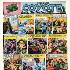 Tebeos: COMIC ORIGINAL EL COYOTE Nº 118 EDITORIAL CLIPER. Lote 99158767