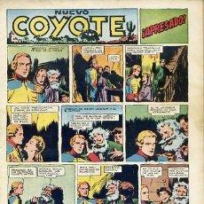 Tebeos: COMIC ORIGINAL EL COYOTE Nº 122 EDITORIAL CLIPER. Lote 99159495
