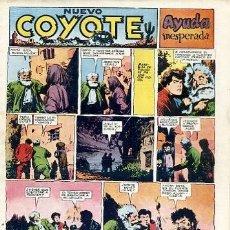 Tebeos: COMIC ORIGINAL EL COYOTE Nº 123 EDITORIAL CLIPER. Lote 99160015