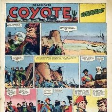 Tebeos: COMIC ORIGINAL EL COYOTE Nº 124 EDITORIAL CLIPER. Lote 99160043
