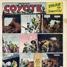 Tebeos: COMIC ORIGINAL EL COYOTE Nº 129 EDITORIAL CLIPER. Lote 99160255