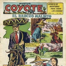 Tebeos: COMIC ORIGINAL EL COYOTE Nº 145 EDITORIAL CLIPER. Lote 99160291