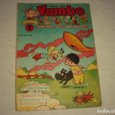 Tebeos: YUMBO N° 156. Lote 101564615