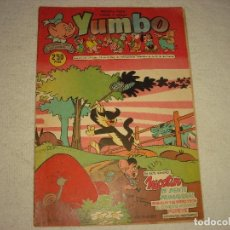 Tebeos: YUMBO N° 257 . 1958. Lote 101565179