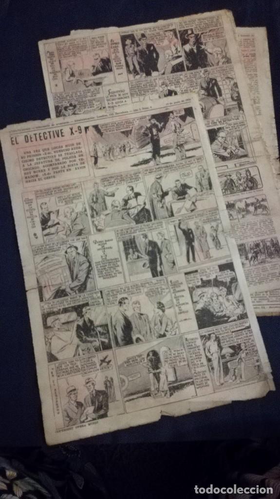 Tebeos: Comic tebeo semanario aventurero año 1935 número 6 - Foto 2 - 101717115