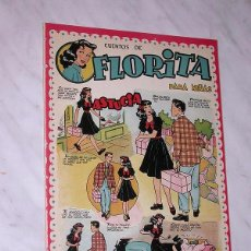 Tebeos: FLORITA Nº 32. VICENTE ROSO, SABATÉS, RIPOLL G., PILI BLASCO, MESTRES, GUADAYOL. CLIPER 1950 +. Lote 102502815