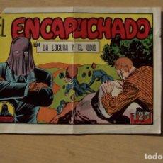 Tebeos: CLIPER,- EL ENCAPUCHADO Nº 24 LA LOCURA Y EL ODIO. . Lote 104039183