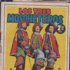 Tebeos: COMIC COLECCION PELICULAS LOS TRES MOSQUETEROS. Lote 104349527