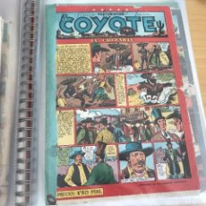 Tebeos: EL COYOTE . EL CULPABLE. HISTORIETAS.. Lote 104699699