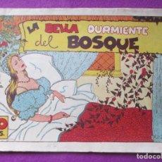 Tebeos: TEBEO LA BELLA DURMIENTE DEL BOSQUE, CUENTO DE HADAS,. Lote 104774547