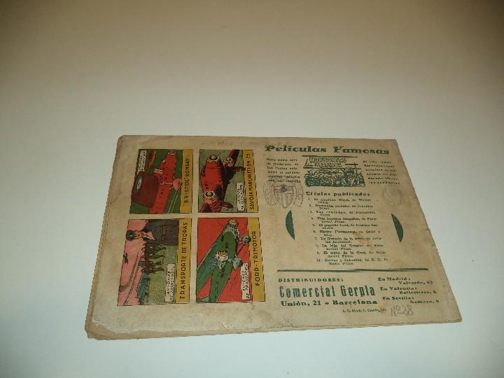 Tebeos: El Agua de la Vida Cuento de Grimm, Año 1.940 Original Editorial Comercial Gerpla. - Foto 2 - 106044703