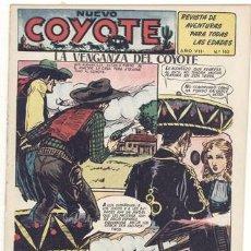 Tebeos: EL COYOTE Nº. 163. Lote 107191655
