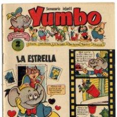 Tebeos: LOTE DE YUMBO CON LOS NÚMEROS 20 - 274 - 276 - 286. Lote 107711243