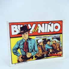 BILLY EL NIÑO HISTORIA COMPLETA. REEDICIÓN FACSIMIL (Alejandro Blasco) Comic MAM, 1988. OFRT