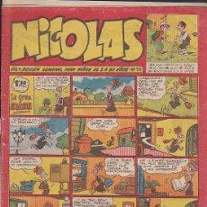 Tebeos - COMIC COLECCION NICOLAS Nº 112 - 107986691