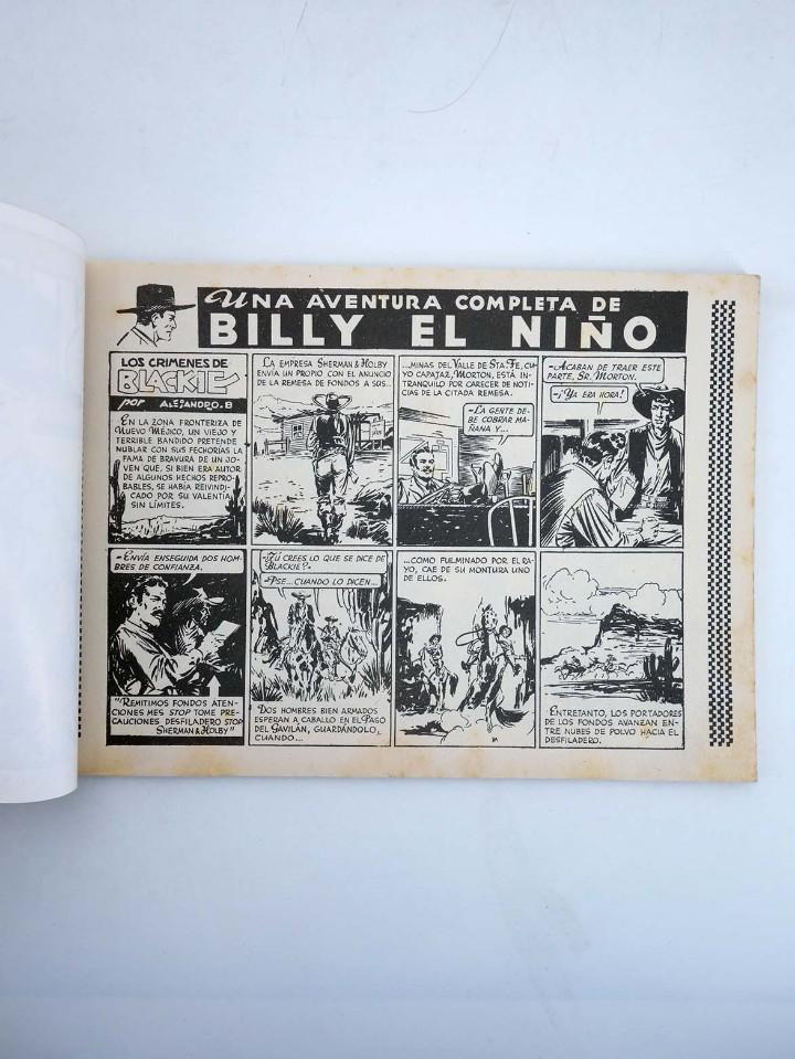 Tebeos: BILLY EL NIÑO HISTORIA COMPLETA. REEDICIÓN FACSIMIL (Alejandro Blasco) Comic MAM, 1988. OFRT - Foto 2 - 107984451