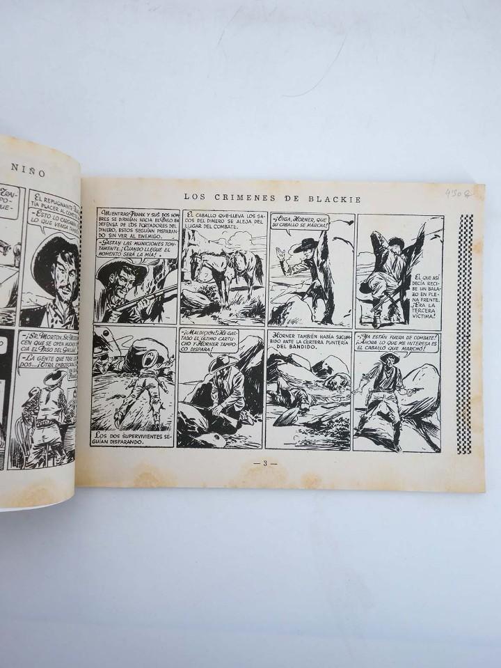 Tebeos: BILLY EL NIÑO HISTORIA COMPLETA. REEDICIÓN FACSIMIL (Alejandro Blasco) Comic MAM, 1988. OFRT - Foto 3 - 107984451