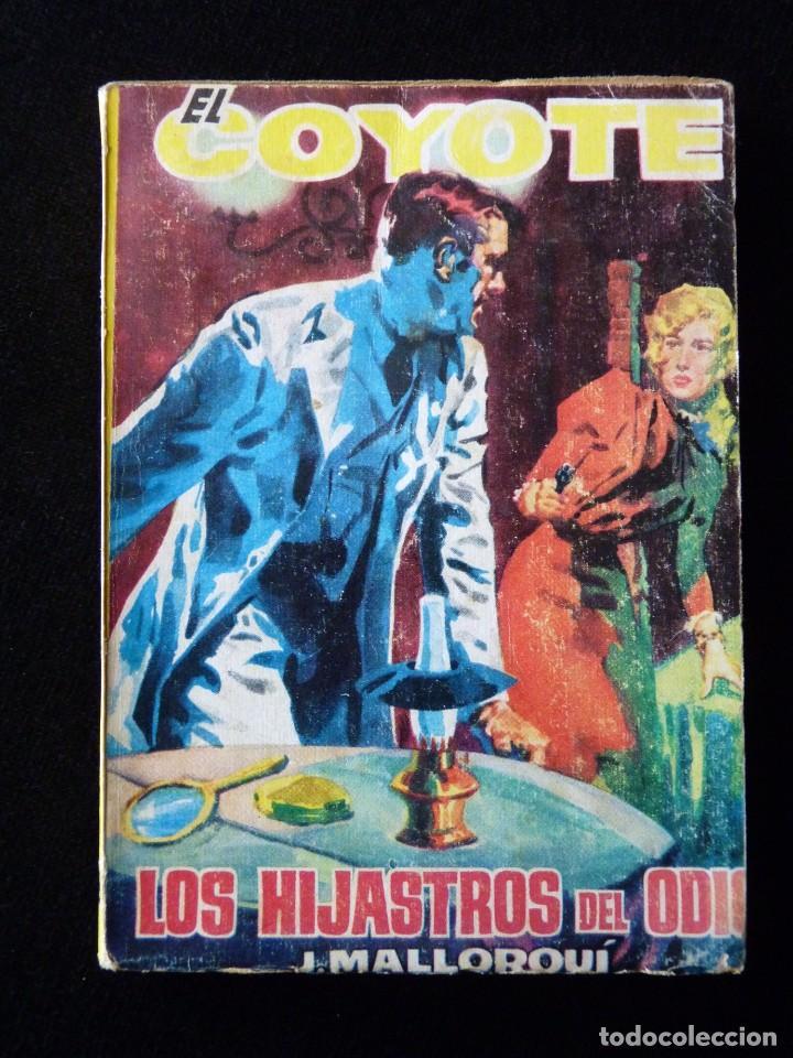 Tebeos: LOTE DE 19 NOVELAS DEL COYOTE. J. MALLORQUI. EDICIONES CID, AÑOS 60 - Foto 6 - 108689639