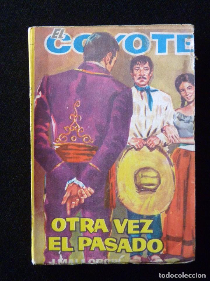 Tebeos: LOTE DE 19 NOVELAS DEL COYOTE. J. MALLORQUI. EDICIONES CID, AÑOS 60 - Foto 7 - 108689639