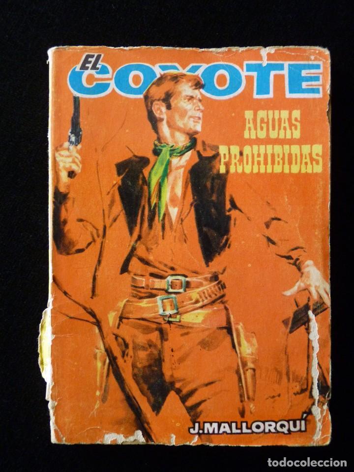 Tebeos: LOTE DE 19 NOVELAS DEL COYOTE. J. MALLORQUI. EDICIONES CID, AÑOS 60 - Foto 9 - 108689639