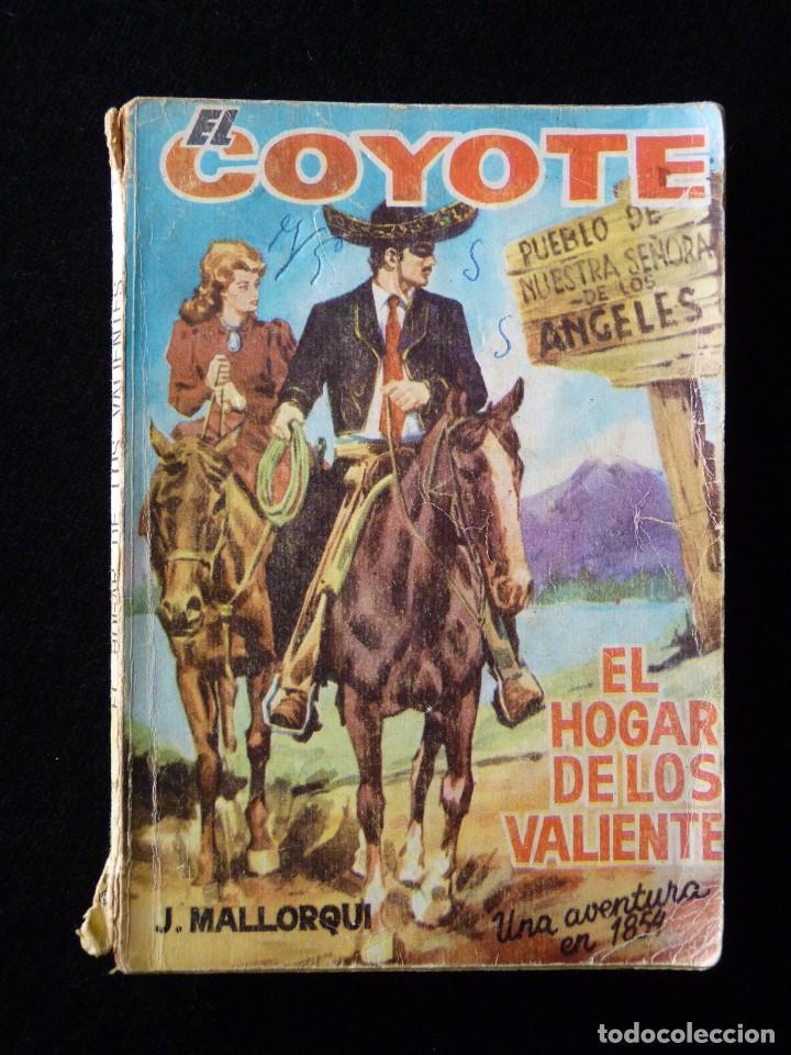 Tebeos: LOTE DE 19 NOVELAS DEL COYOTE. J. MALLORQUI. EDICIONES CID, AÑOS 60 - Foto 10 - 108689639
