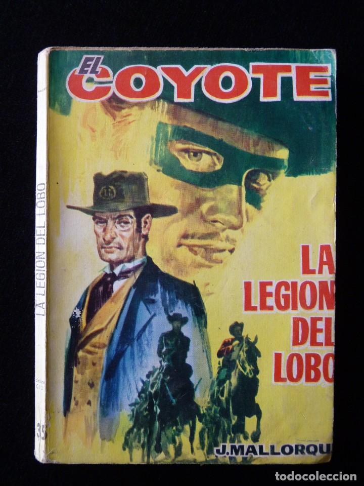 Tebeos: LOTE DE 19 NOVELAS DEL COYOTE. J. MALLORQUI. EDICIONES CID, AÑOS 60 - Foto 11 - 108689639