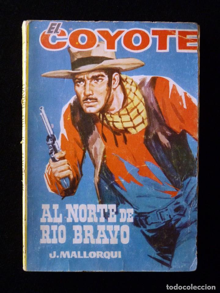 Tebeos: LOTE DE 19 NOVELAS DEL COYOTE. J. MALLORQUI. EDICIONES CID, AÑOS 60 - Foto 13 - 108689639