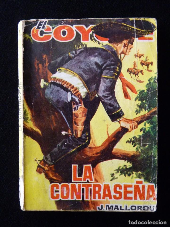 Tebeos: LOTE DE 19 NOVELAS DEL COYOTE. J. MALLORQUI. EDICIONES CID, AÑOS 60 - Foto 15 - 108689639