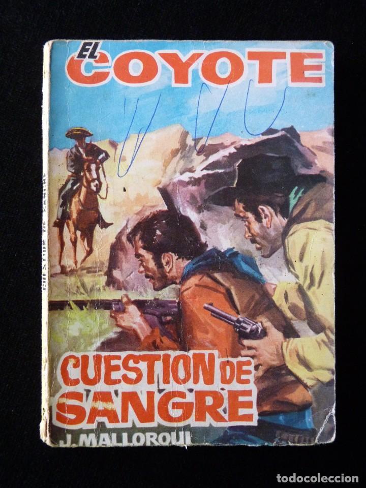 Tebeos: LOTE DE 19 NOVELAS DEL COYOTE. J. MALLORQUI. EDICIONES CID, AÑOS 60 - Foto 17 - 108689639
