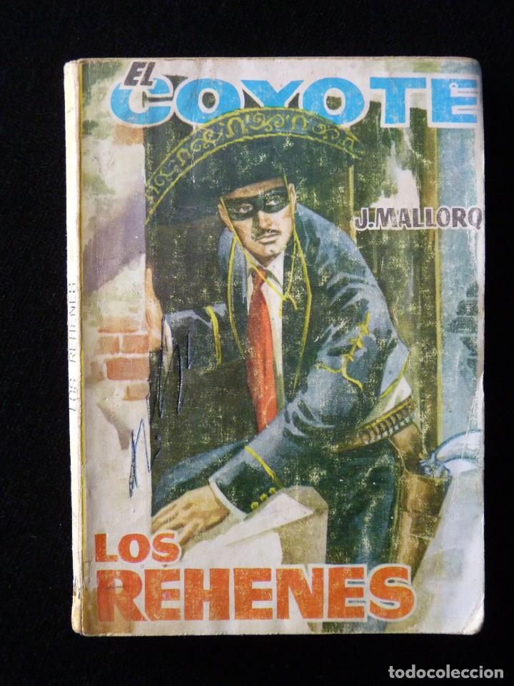 Tebeos: LOTE DE 19 NOVELAS DEL COYOTE. J. MALLORQUI. EDICIONES CID, AÑOS 60 - Foto 18 - 108689639