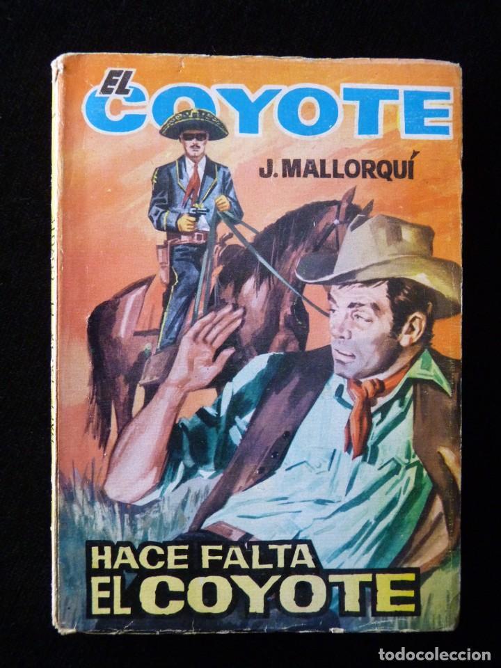 Tebeos: LOTE DE 19 NOVELAS DEL COYOTE. J. MALLORQUI. EDICIONES CID, AÑOS 60 - Foto 19 - 108689639