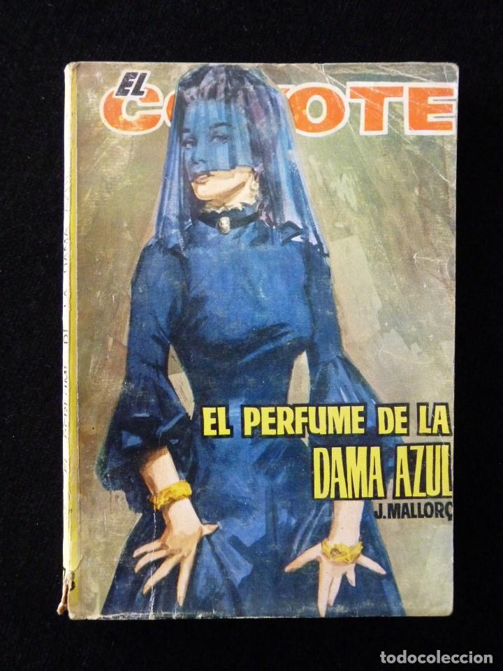 Tebeos: LOTE DE 19 NOVELAS DEL COYOTE. J. MALLORQUI. EDICIONES CID, AÑOS 60 - Foto 20 - 108689639