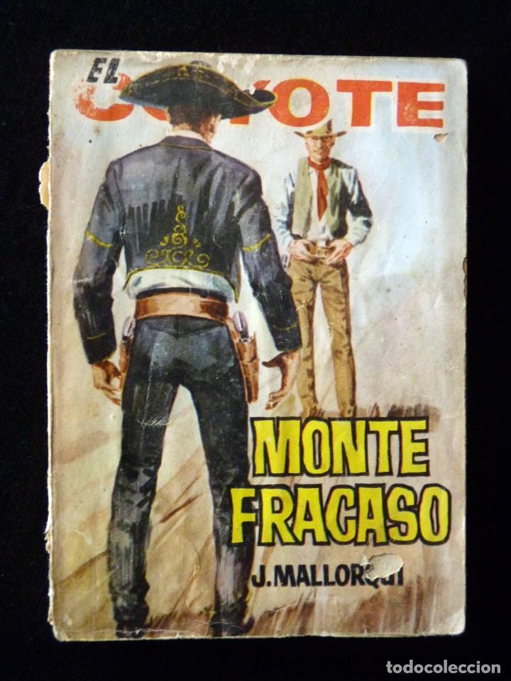Tebeos: LOTE DE 19 NOVELAS DEL COYOTE. J. MALLORQUI. EDICIONES CID, AÑOS 60 - Foto 21 - 108689639