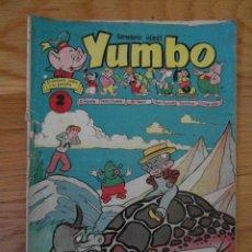Tebeos: YUMBO AÑO II Nº 59. EDICIONES CLIPER. Lote 109373831