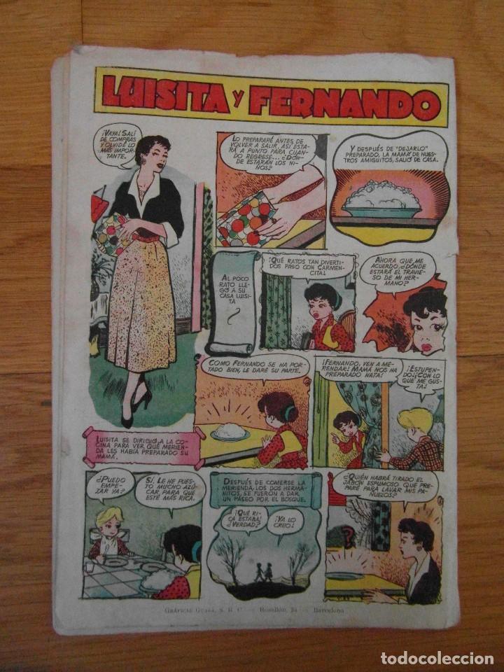 Tebeos: Yumbo Año II nº 59. Ediciones Cliper - Foto 2 - 109373831