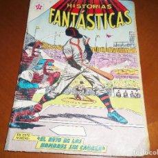 Tebeos: HISTORIAS FANTASTICAS--ORIGINAL. Lote 110746111