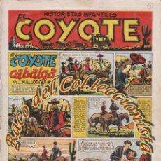 Tebeos: TEBEOS DE EL COYOTE (1ª. EPOCA), SE VENDEN SUELTOS, EDICIONES CLIPER, (VER DESCRIPCIÓN). Lote 110908743