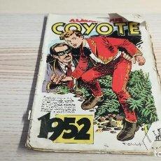 Tebeos: ALMANAQUE COYOTE 1952. EDICIONES CLIPER. Lote 111478971