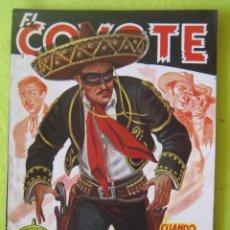 Tebeos: CUANDO EL COYOTE CASTIGA_ J. MALLORQUI. Lote 112400331