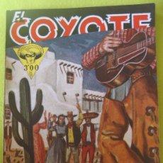 Tebeos: EL COYOTE_ REUNION EN LOS ANGELES_ J. MALLORQUI. Lote 112966551