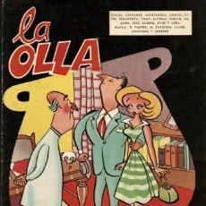 Tebeos: LA OLLA NÚMERO 1 (CLIPER, 1958). Lote 113207247