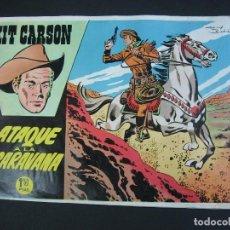Tebeos: KIT CARSON Nº2 (1958, CLIPER). Lote 114473951
