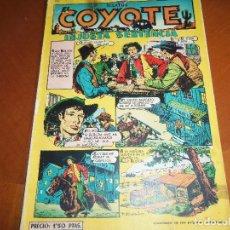 Tebeos: EL COYOTE --Nº 88--ORIGINAL. Lote 115024299