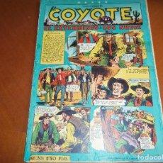 Tebeos: EL COYOTE--Nº 74---ORIGINAL. Lote 115024863