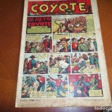 Tebeos: EL COYOTE-Nº 4-ORIGINAL. Lote 115025271