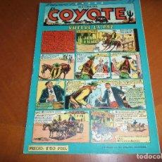 Tebeos: EL COYOTE Nº 58--ORIGINAL-. Lote 115025715