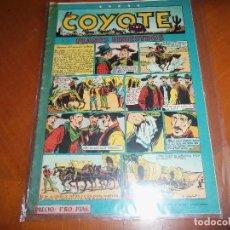 Tebeos: EL COYOTE -Nº 52--ORIGINAL. Lote 115025887